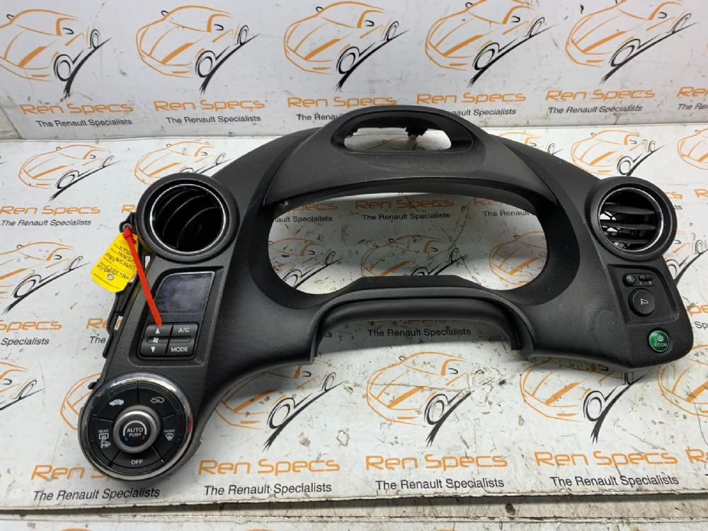 2010 HONDA INSIGHT HYBRID MK2 SPEEDO DASHBOARD PANEL AIR VENTS 77200TM80020 [BP]